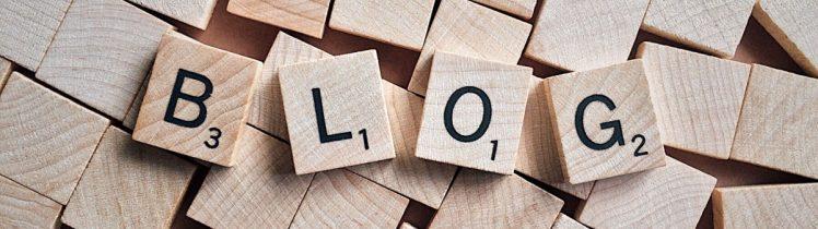 blog scrabble blocks